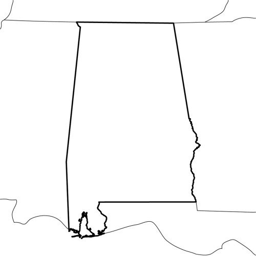 small resolution of alabama clipart