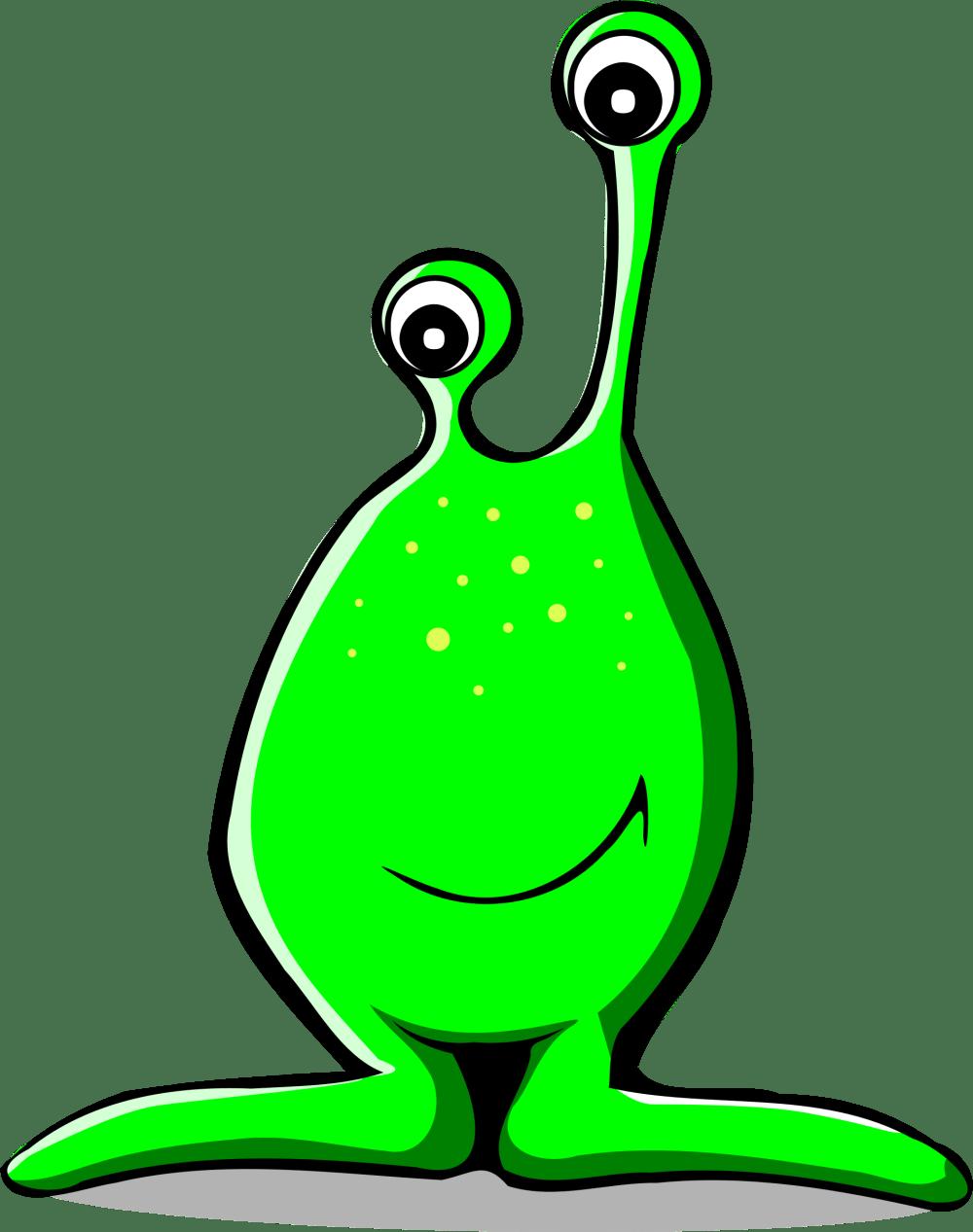 medium resolution of alien clipart
