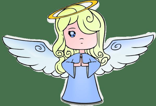 angel clip art free printable