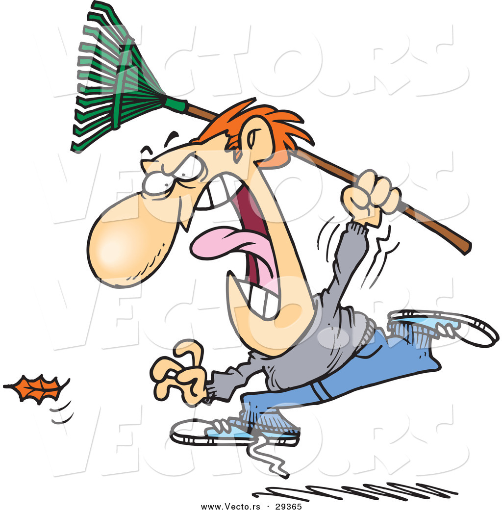 hight resolution of angry person clip art