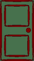 door animated classroom clip clipart vector clipartpanda clker line terms