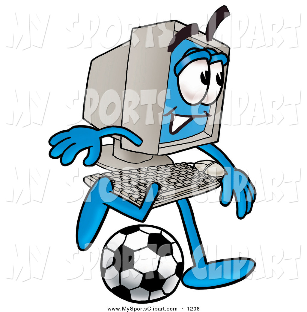 hight resolution of animated computer clip art