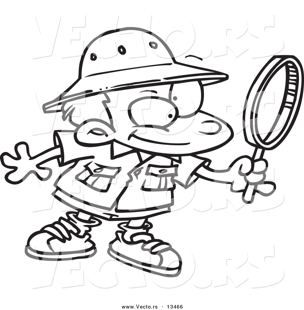 hight resolution of archaeologist clipart