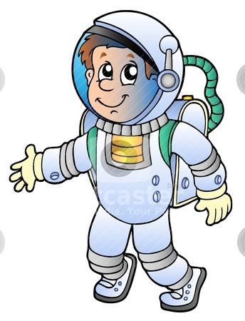 astronaut transparent background