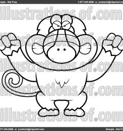 baboon clipart rf baboon clipart [ 1024 x 1024 Pixel ]