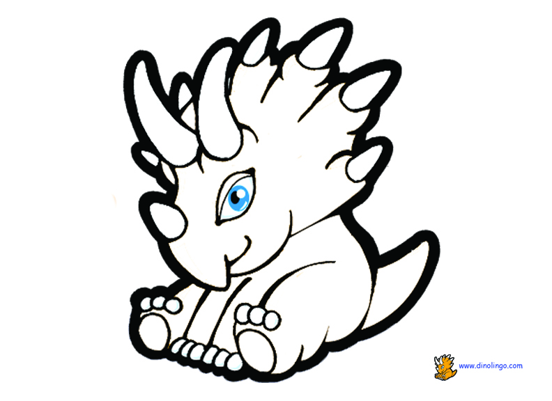 The Dawn Of Dinosaurs Coloring Pages Coloring Pages