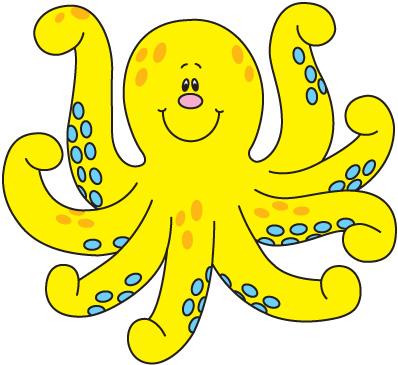 octopus clip art clipart panda