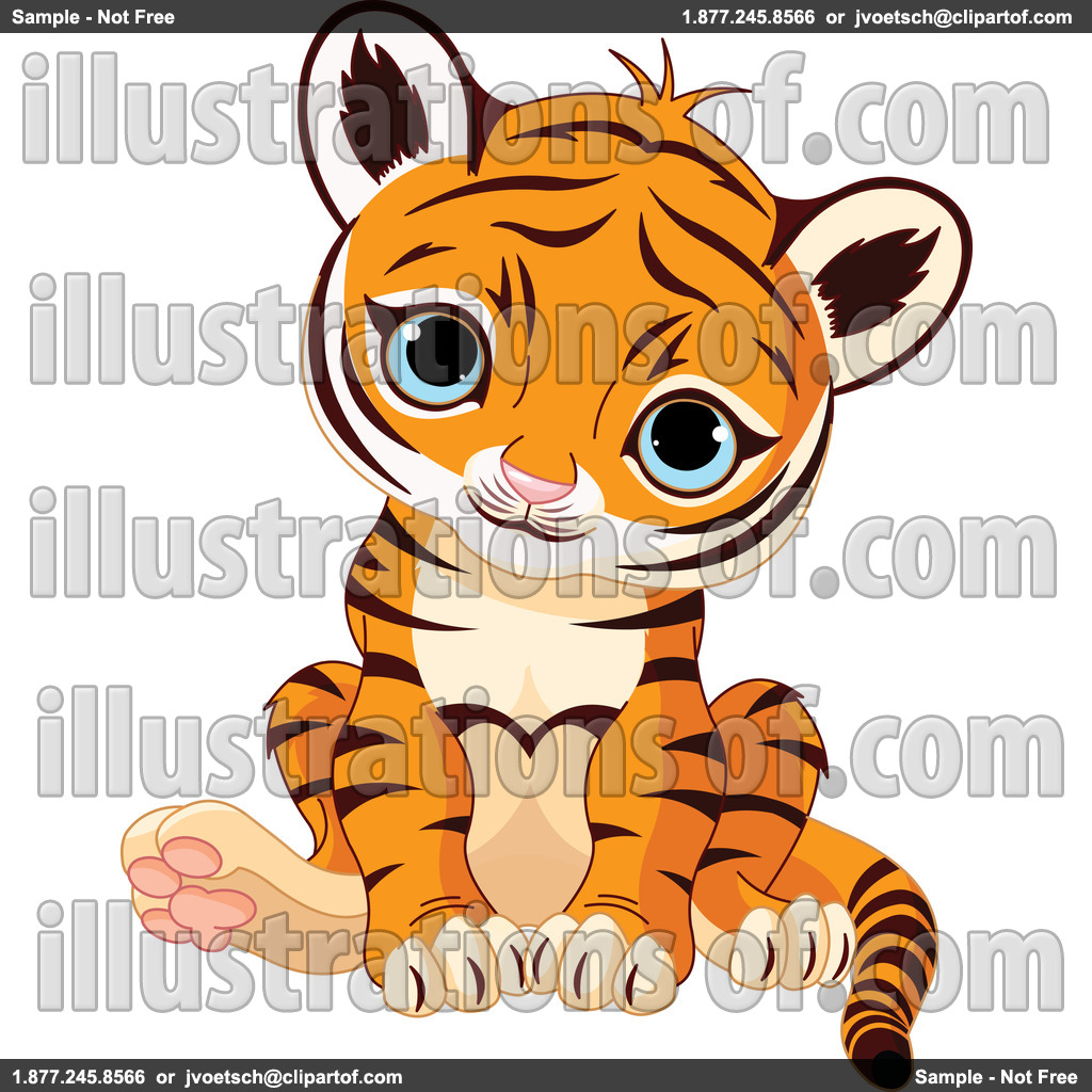 hight resolution of baby tiger clipart baby tigers clipart 1