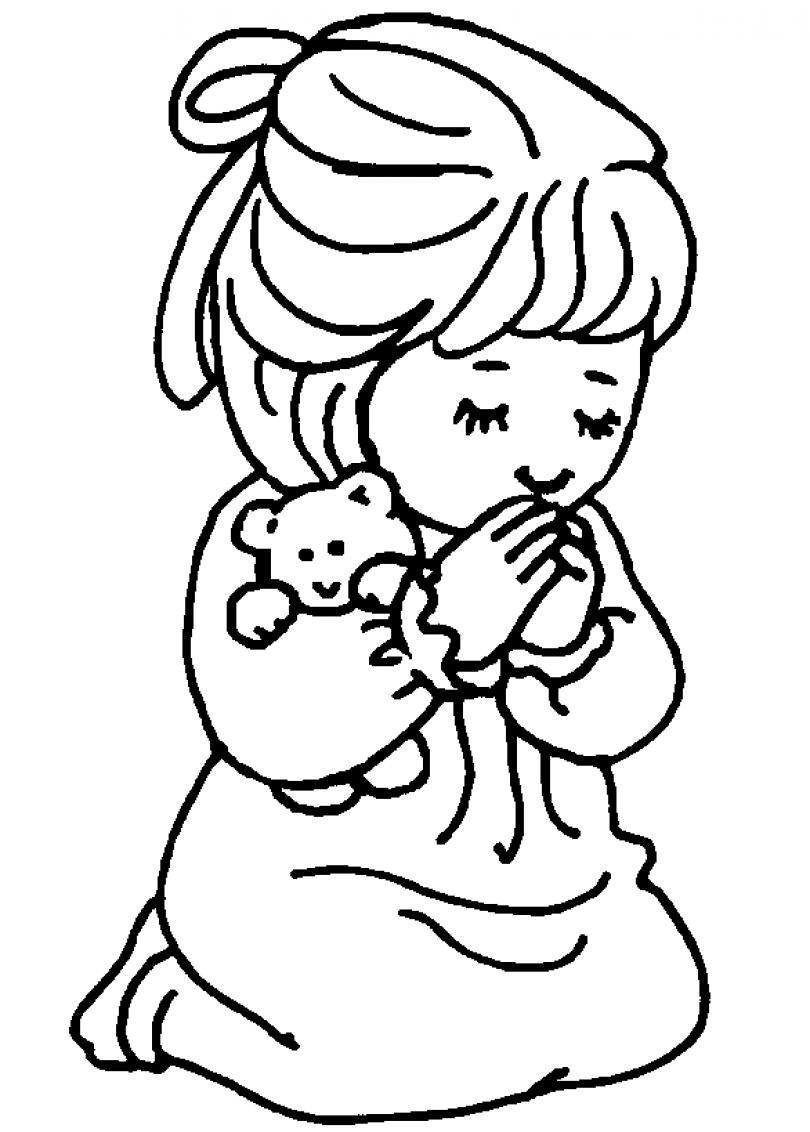 Back To School Coloring Pages For Preschool   Clipart ...   bible coloring pages for preschoolers