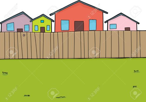 small resolution of backyard clipart