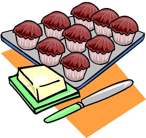 baking clipart border