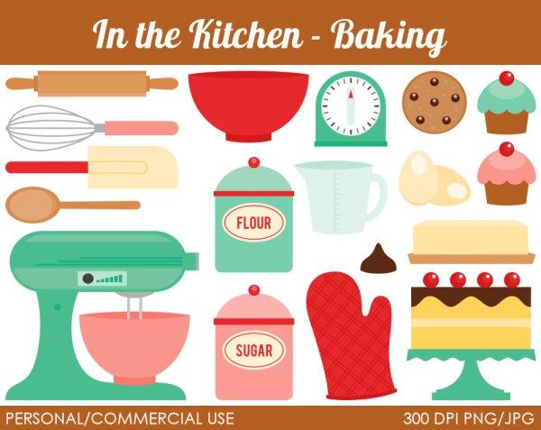 baking clip art free clipart