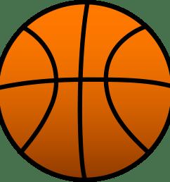 basketball clipart [ 3437 x 3437 Pixel ]