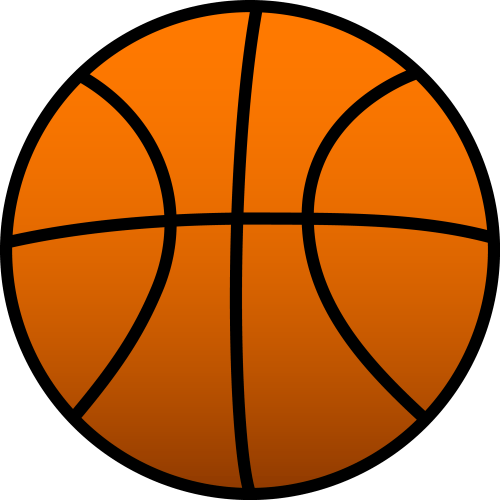 small resolution of basketball clipart