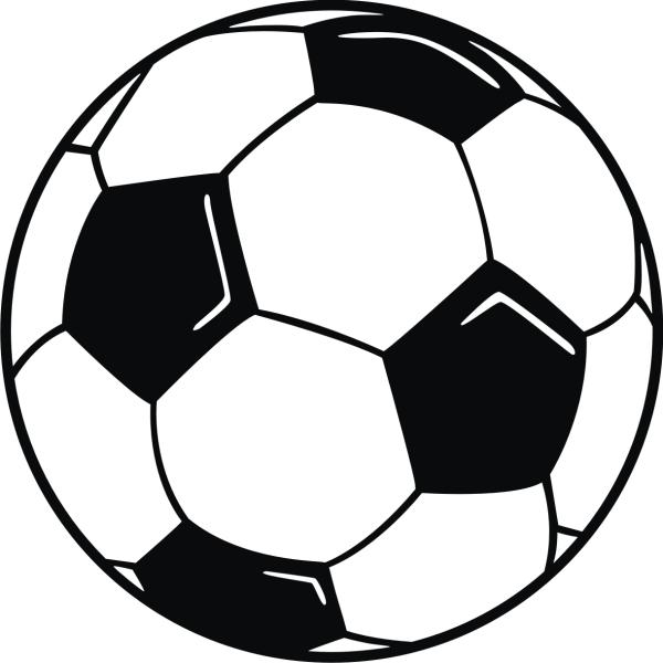 soccer ball clipart panda