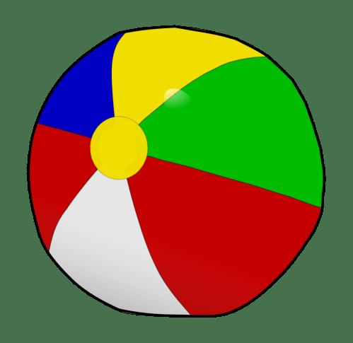 small resolution of ball clipart clipart beach ball