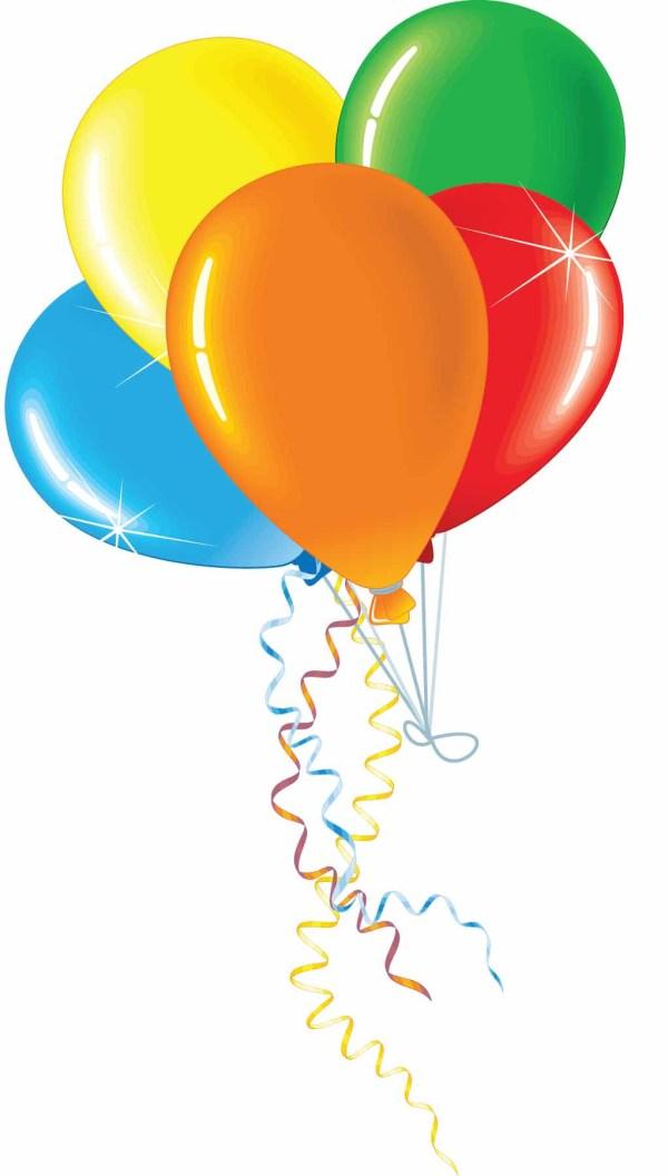 Ballons 20clip 20art Clipart Panda - Free