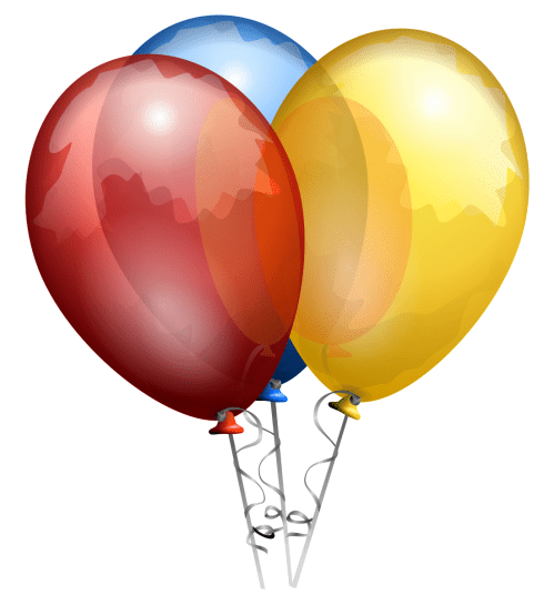 small resolution of balloon clipart png