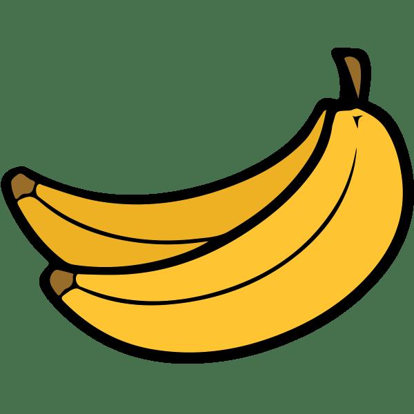 banana 20clip 20art clipart panda