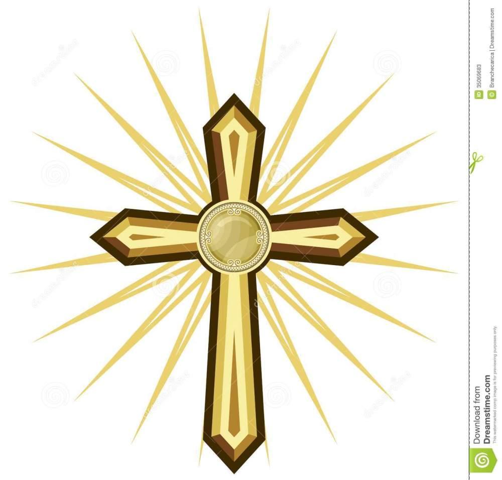 medium resolution of baptism cross clip art