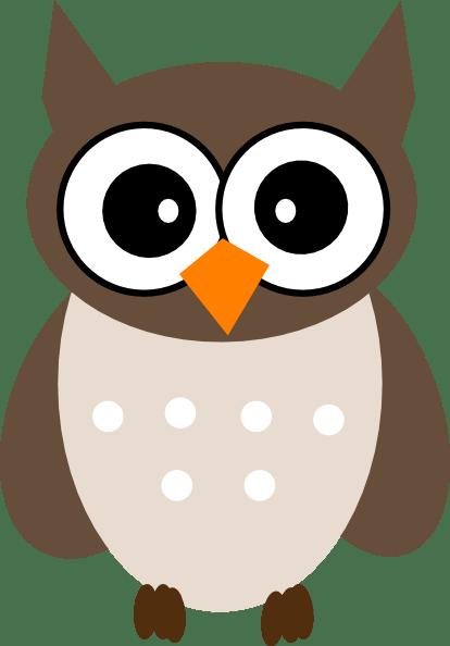purple owl clipart panda