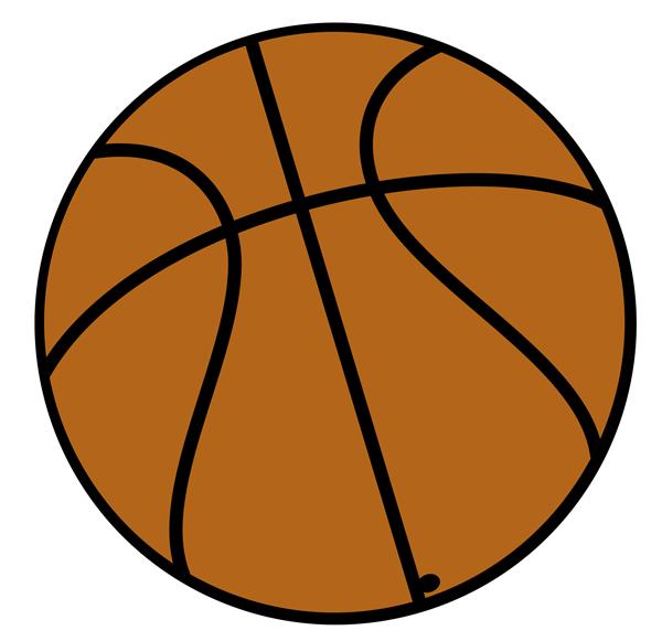 basketball border clipart