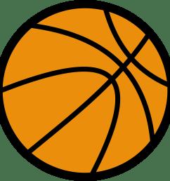 basketball clipart [ 1979 x 1979 Pixel ]