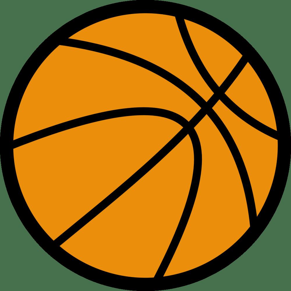 medium resolution of basketball clipart