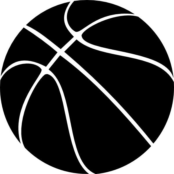 basketball clipart background