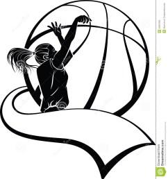 basketball clipart girls basketball clipart 1 [ 1218 x 1300 Pixel ]