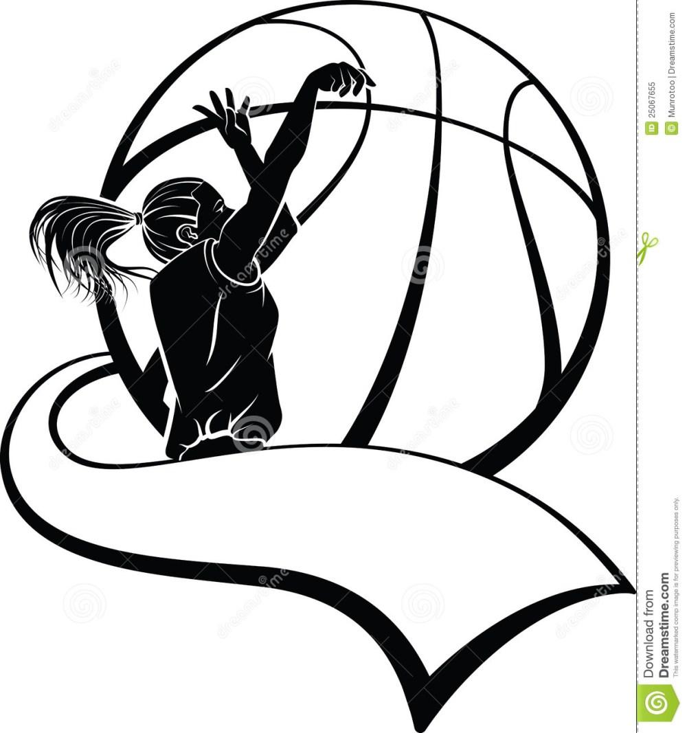 medium resolution of basketball clipart girls basketball clipart 1