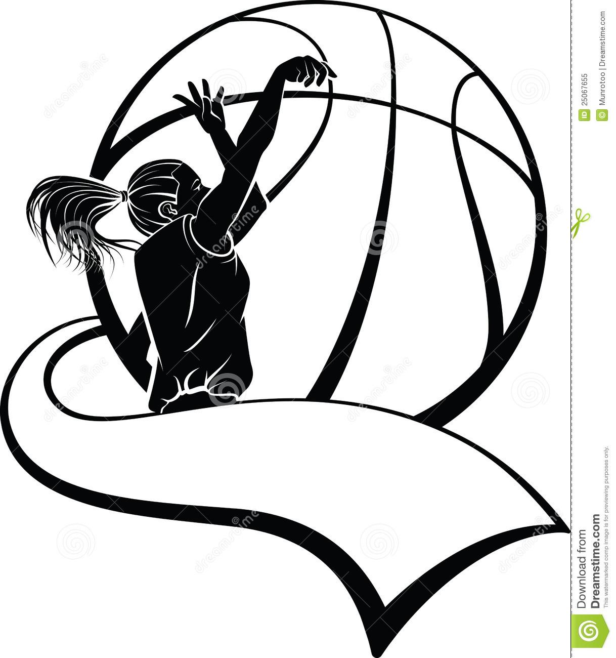 hight resolution of basketball clipart girls basketball clipart 1