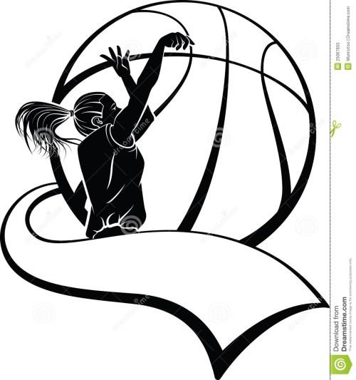 small resolution of basketball clipart girls basketball clipart 1
