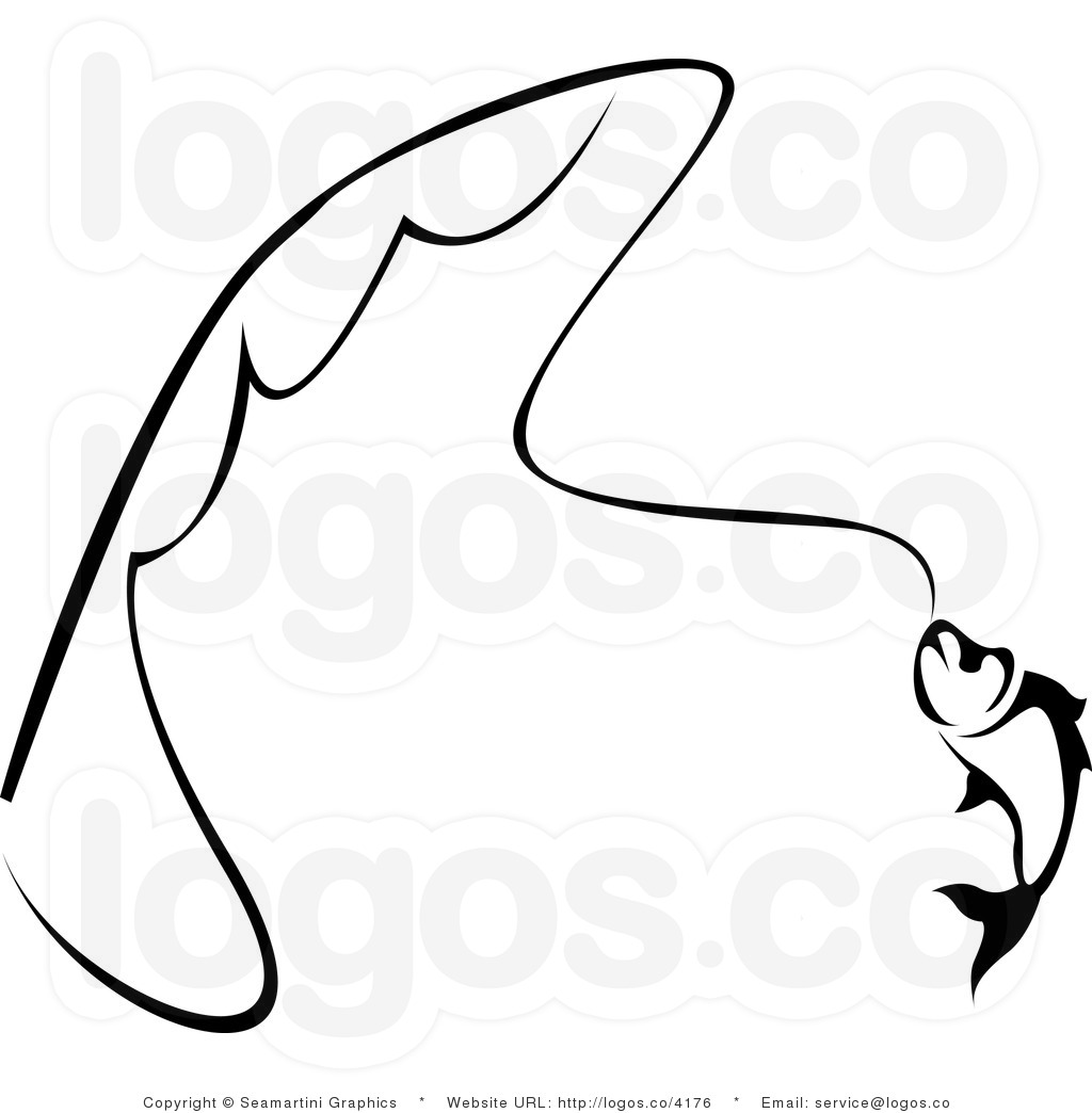 Bass Fish Clip Art Black And White Clipart Panda