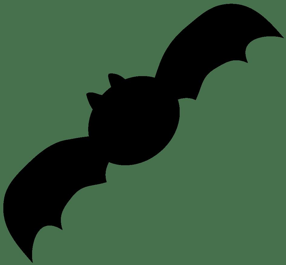 hight resolution of bat clip art