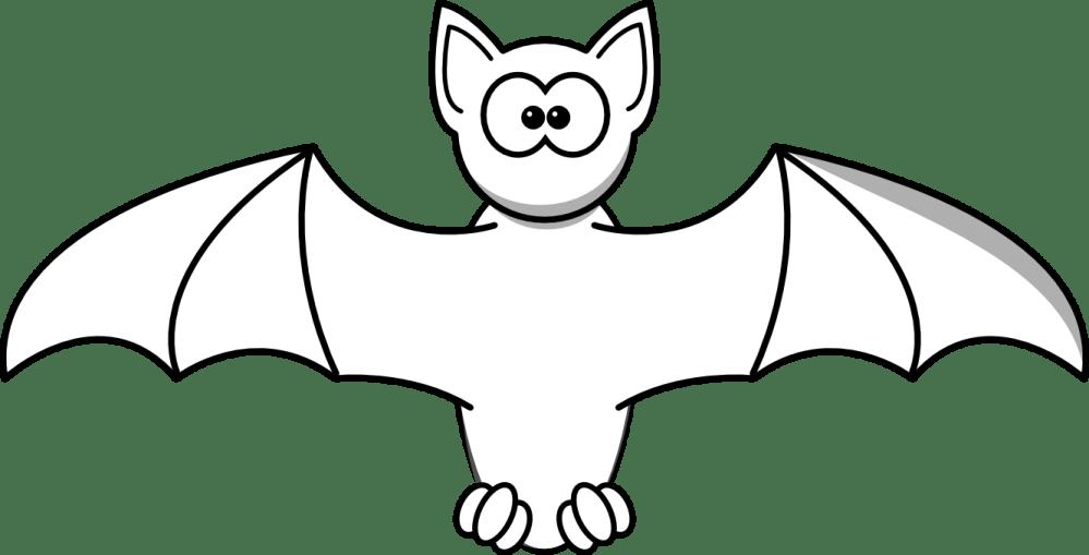 medium resolution of bat clipart