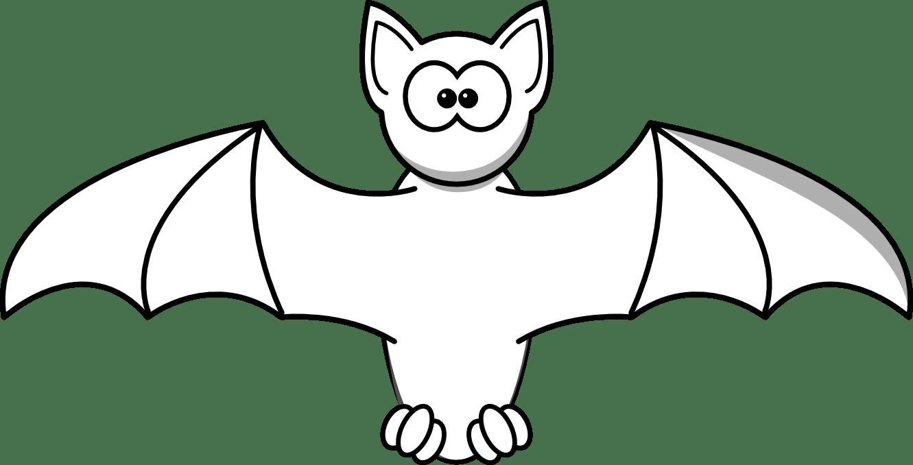 hight resolution of bat clipart