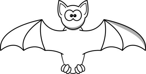 small resolution of bat clipart