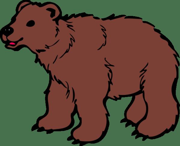 bear clipart panda