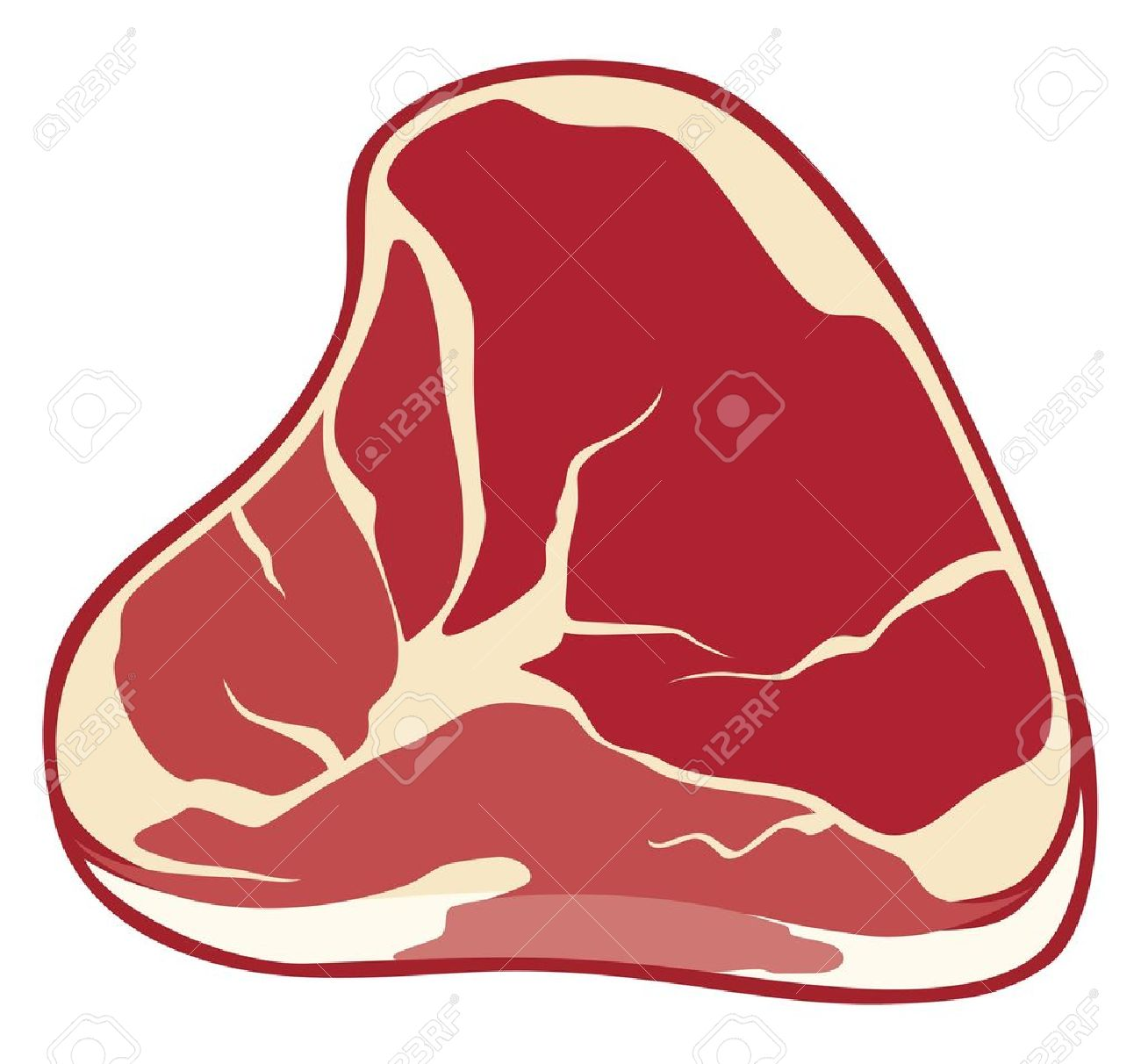 hight resolution of beef clipart