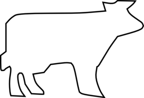 Beef Steer Diagram Beef Cow Drawing Clipart Panda Free Clipart Images