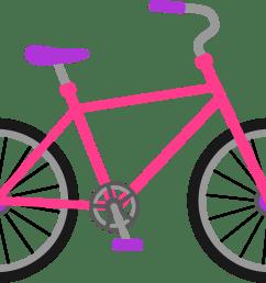 bicycle clip art [ 6305 x 4070 Pixel ]