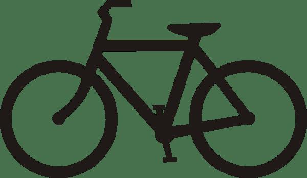 bicycle clipart panda
