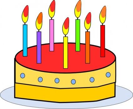 free birthday cake clip art clipart