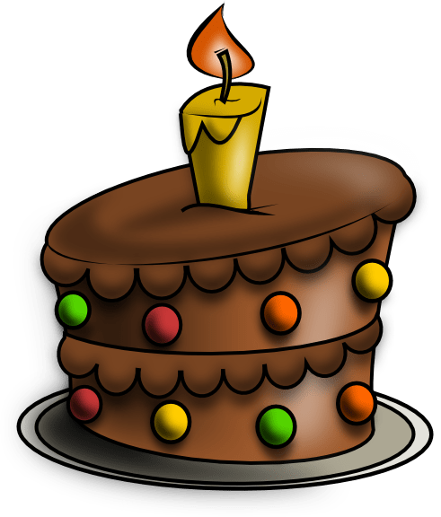 birthday cake clip art clipart