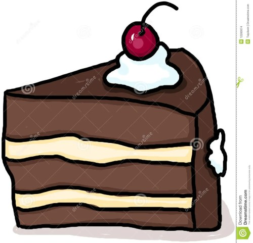 small resolution of birthday cake slice clip art slice of cake clip art