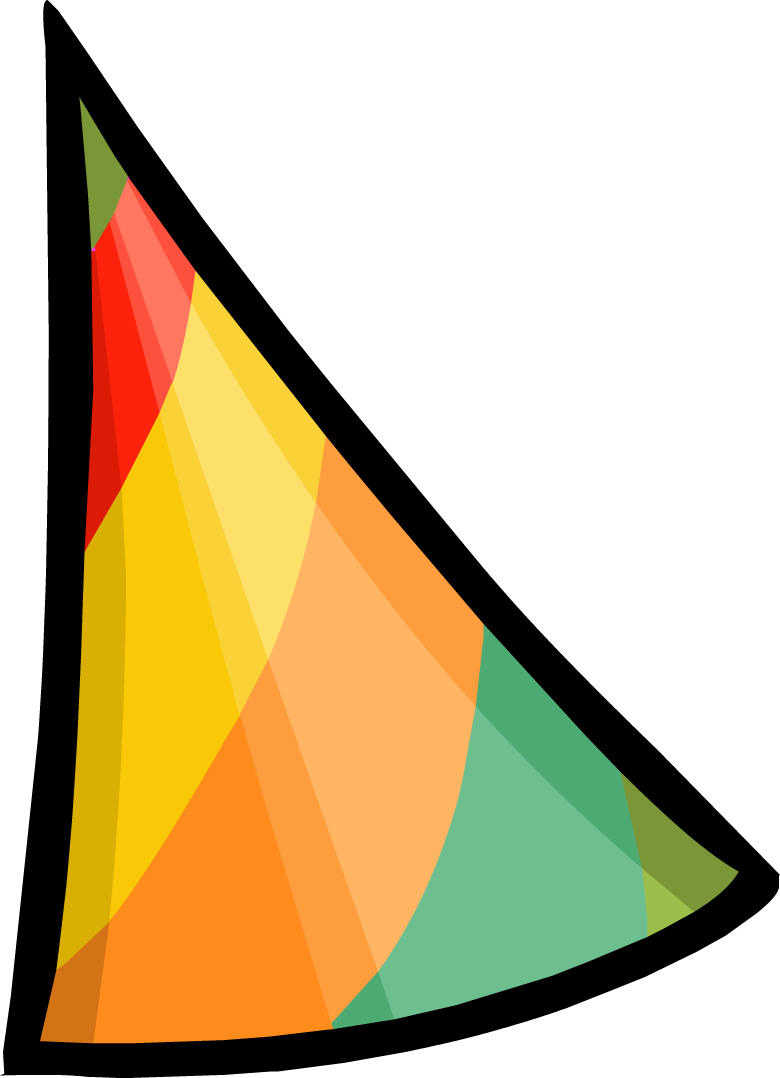hight resolution of birthday hat transparent background