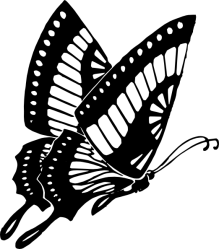 forest clipart butterfly clipartpanda clip terms