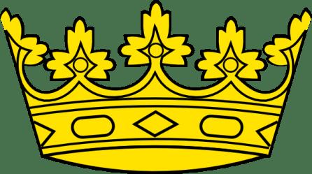 crown clip king clipart vector royal cartoon