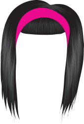 hair clip clipart wig afro long transparent hairs elvis cliparts clipartion artificial escapade clipground library clipartpanda cliparting advertisement fake pluspng